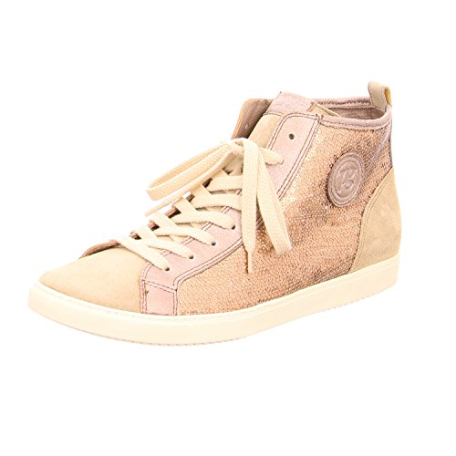 Paul Green 4239057, Sneaker Donna Platino