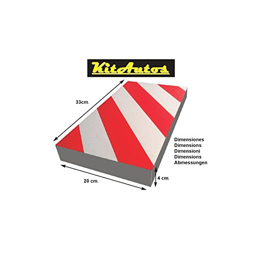 KITAUTOS.PP332R.Protection parking. 20x33cm.x4cm.