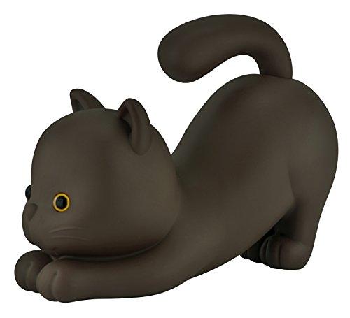 Hucha con forma de Gato - Color Marrón