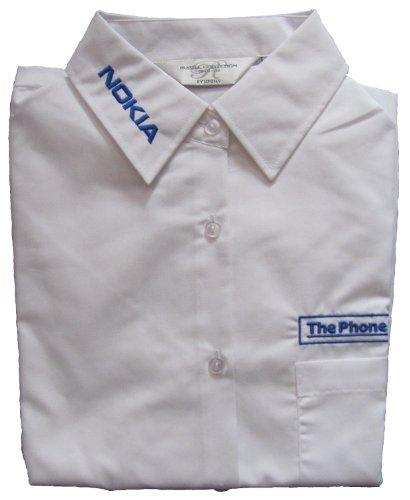 Preisvergleich Produktbild Nokia - The Phone House - Hemd Gr. S - Langarm