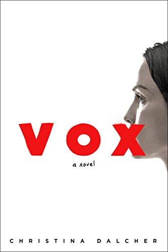 Buchseite und Rezensionen zu 'Vox' von Christina Dalcher
