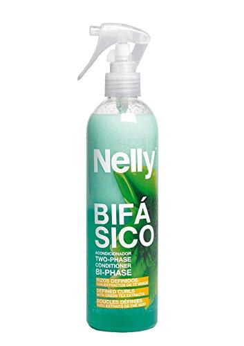 Nelly Acondicionador Bifásico Rizos - 400 ml