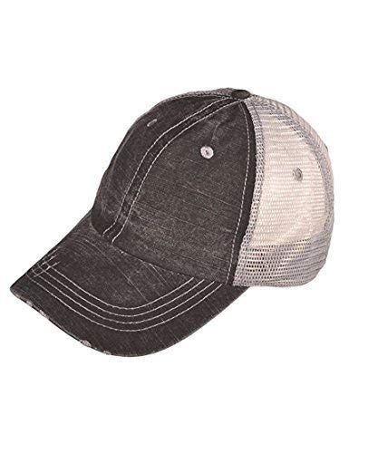 Snapking Trucker Hut Low Profile Mesh Herren Baseball schwarz Cap Low-profile-mesh-hüte