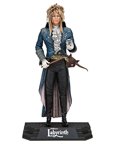 Labyrinth Personaje de acción Jareth Marca Modelo 13011, de  18cm