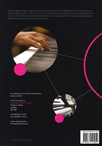 Zoom IMG-3 lcm piano handbook 2013 grade