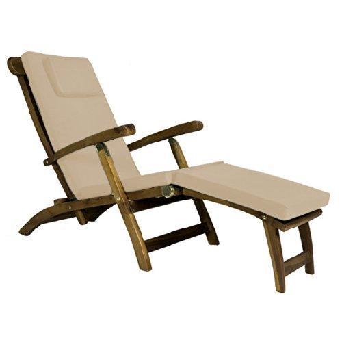 deck-chair-polsterauflage-steinfarben-wasserfest-fr-garten-sonnenstuhl-stuhl-bett