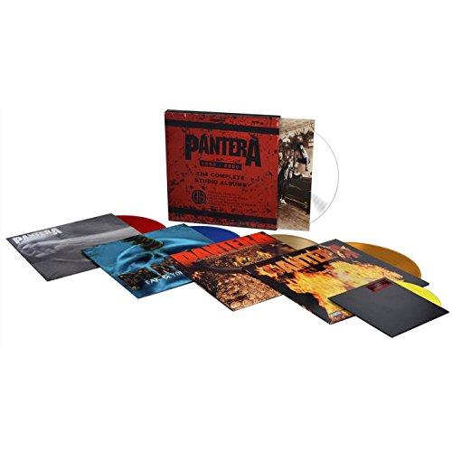 The Complete Studio Albums 1990-2000 [Vinyl LP]