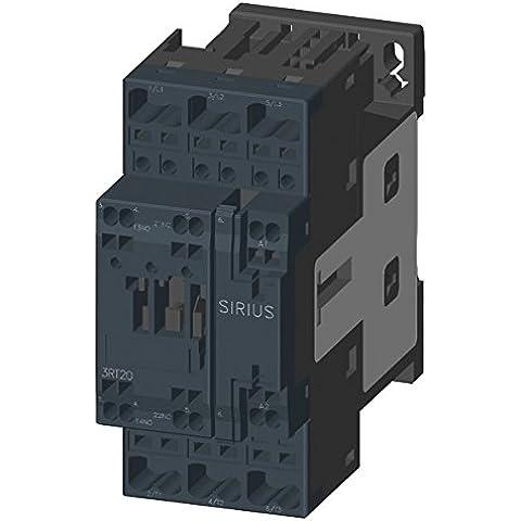 Siemens de paisaje. Sector Line 3RT2026 - 2AL20 11kW/400 V 1S + 1nc 230 V Potencia Line, AC-conmutación 4011209833012