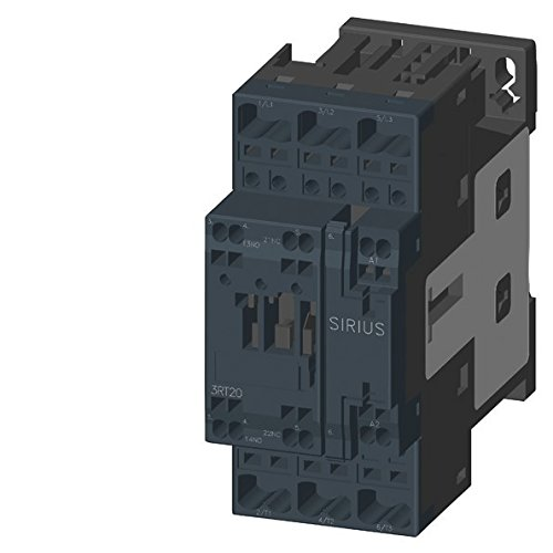 SIEMENS - CONTACTOR AC3 15KW 1NA+1NC CORRIENTE ALTERNA 230V S0 RESORTE