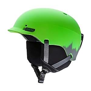 Smith Gage E00649Z7H5155 - Casque de ski - Vert (MT Reactor Green) -  Taille: L (59-63cm)
