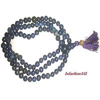 IndianStore4All Lapis Steinen Halskette mit rot-Lazuli Mala goru Perlen preisvergleich bei billige-tabletten.eu
