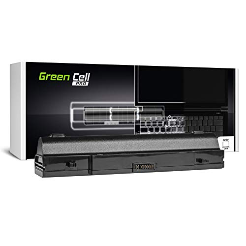 Green Cell Pro Extended Serie AA-PB9NC6B/AA-PB9NS6B Akku für Samsung Serie 3 und R-Serie (Original Samsung SDI Zellen, 9 Zellen, 7800 mAh)