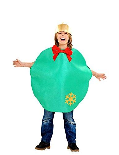 Imagen de disfraz de bola de navidad