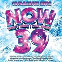 Now That's What I Call Music 39 (NZ COMPILATION) Maroon 5, Nicki Minaj, Rita Ora, Carly Rae Jepsen, Demi Lovato, Karmin, Rihanna, Justin Bieber, Usher, Drake, One Direction, Reece Mastin, Ellie Goulding, Annabel Fay, Conor Maynard, Sammy Adams, Hot Chelle Rae, and Jamie McDell.