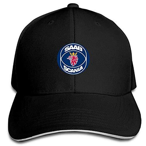 UUOnly Ania Logo Q054O7 Hut Sun Hut Sandwich Baseballmütze -