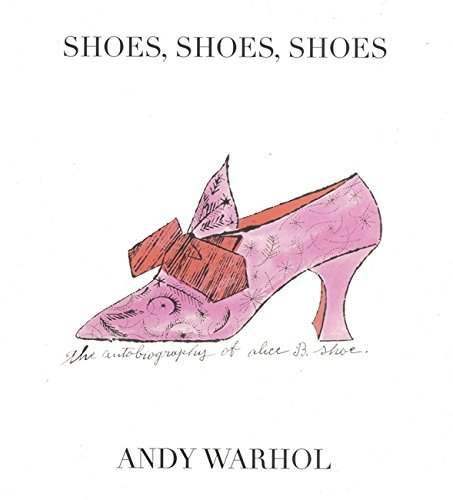 Shoes, Shoes, Shoes por Andy Warhol