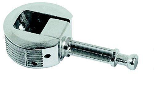Preisvergleich Produktbild GedoTec® Klappenscharnier Korpusverbinder Klappenbeschlag Minifix 90° für Holzklappen