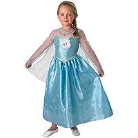 Rubie's Official Disney Frozen Deluxe Elsa Costume