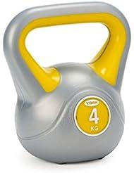 York Fitness - Kettlebell en Vinyle