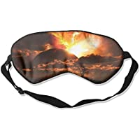 Comfortable Sleep Eyes Masks Sunset Printed Sleeping Mask For Travelling, Night Noon Nap, Mediation Or Yoga preisvergleich bei billige-tabletten.eu
