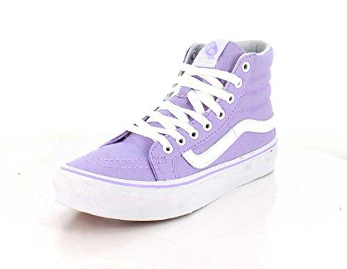 Vans Femmes Lavender SK8-Hi Slim Basket Lavande
