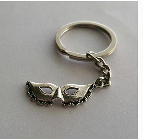 Marti Gras Masken - Masquerade Maske Schlüsselanhänger, Maske Schlüsselanhänger, Masquerade