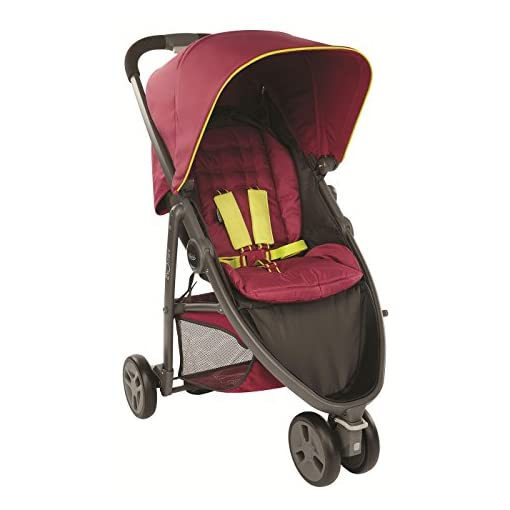Graco Evo Mini Pushchair 414n97RgLkL