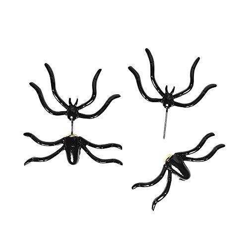 WIDMANN 12460 Ohrringe Spinne durch Das Ohr, Damen, ()