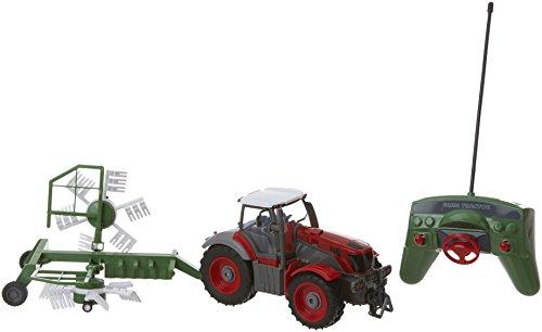 New York Geschenk ty136R/C 1: 284Kanal Traktor mit Schneepflug