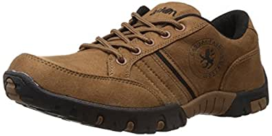 Action Men's Brown Running Shoes - 10 UK (A-364)