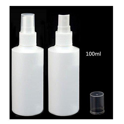 e Parfüm medizinische PE Kunststoff Flasche Kosmetik Spray Container 100ml ()