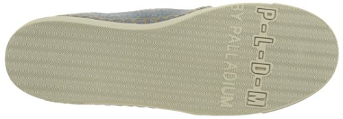 PLDM by Palladium Baclara, Baskets Basses Femme Gris (C40 Avio Grey)