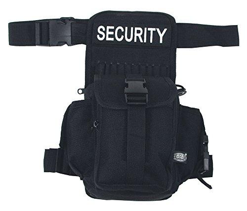 Marsupio Cosciale Militare Security 7 Tasche MFH