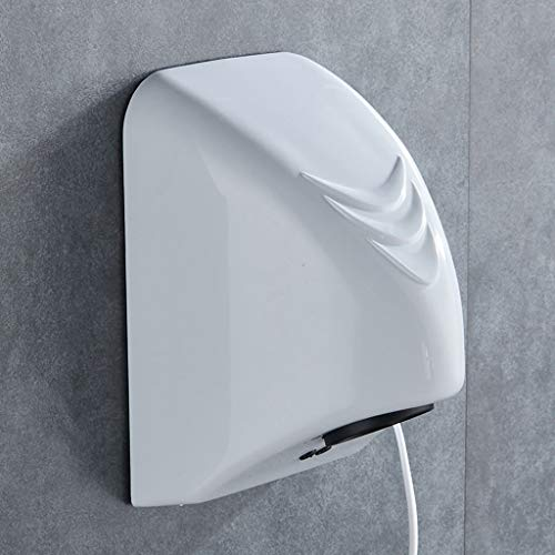 XIN Toiletten Automatischer Händetrockner Hochgeschwindigkeits-Heißwind-Lufttrockner Smart Induction 1200w Electric Bathroom Restroom Auto Hand Dryer