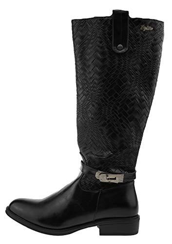 Big Star Damen Stiefel R274393, Groesse:39 Big Star Schuhe