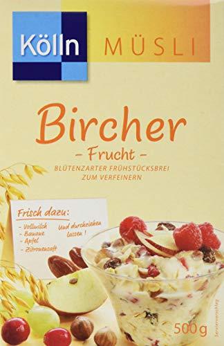 Kölln Müsli Bircher Frucht, 7er Pack (7 x 500 ml)
