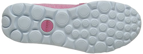 Skechers Performance On-the-go Flagship Slip-on Boat Shoe Pink Heather