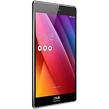 """Asus ZenPad S Z580CA-1A065A 8.0 Tablet, Display 8"""", Processore Intel Quad Core, 32 GB, Nero/Antracite"""