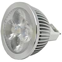 Silver - Bombilla Led 4X1W-Mr16 5000K