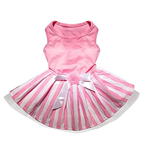 Adultes Disney Costumes - Vetement Chien Angelof Dog Cat Bow Tutu