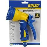 Kinzo 29292 - Pistola de riego (8 funciones)
