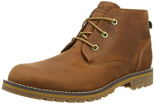 Timberland Larchmont Waterproof, Men's Chukka Boots, Brown (Medium Brown), 10 UK (44...