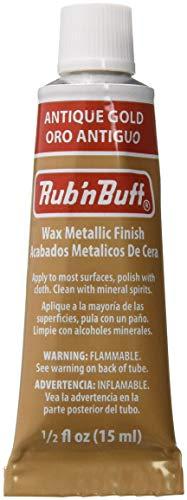 Amaco Rub 'n Buff, antik Gold - Amaco Rub