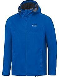 Gore Running Wear Men's Essential Gore-Tex Active Hooded Jacket