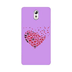 Phone Candy Designer Back Cover with direct 3D sublimation printing for Xiaomi Redmi Note 4