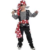 Limit Sport - Disfraz de pirata marinero para niño (MI948)