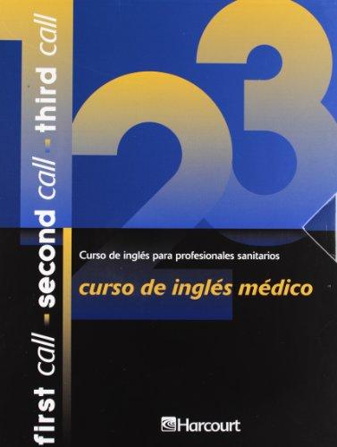 Curso de Inglés Médico, 3 volúmenes 6 CD-ROM. Obra Completa