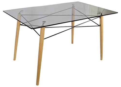FABERGE Contemporary Dining Table (Transperent)