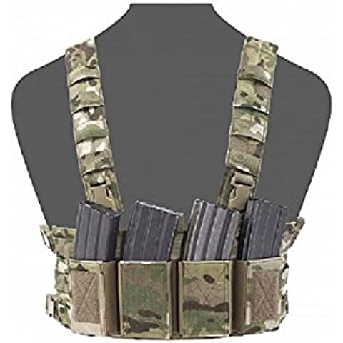 Chest Rig Low Profile WARRIOR Elite Ops -Farbe: Multicam