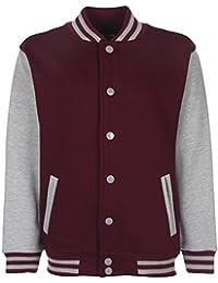 2cbabf4ca2b168 Suchergebnis auf Amazon.de für: Damen Jacke, burgund: Bekleidung